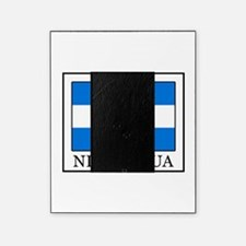 Nicaragua Picture Frame