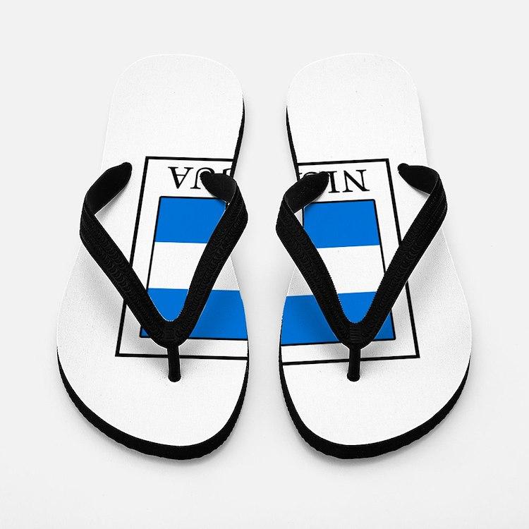 Nicaragua Flip Flops