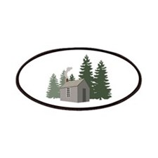 Thoreaus Cabin Patch