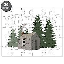 Thoreaus Cabin Puzzle