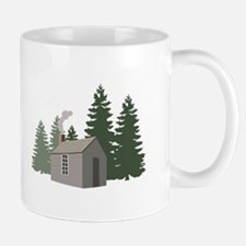 Thoreaus Cabin Mugs