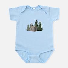 Thoreaus Cabin Body Suit