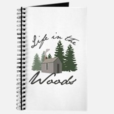 Life in the Woods Journal
