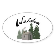 Walden Decal