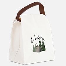 Walden Canvas Lunch Bag