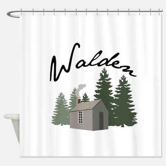 Walden Shower Curtain