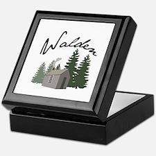Walden Keepsake Box