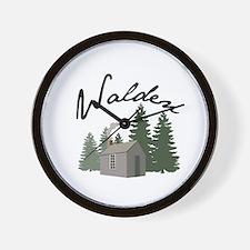 Walden Wall Clock