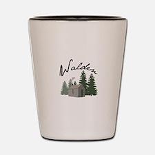 Walden Shot Glass