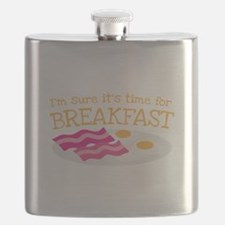 I'm sure it's time for BREAKFAST Flask