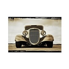 1933 Ford Coupe Rectangle Magnet