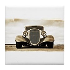 11933 Ford Coupe Tile Coaster