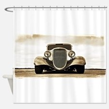 11933 Ford Coupe Shower Curtain