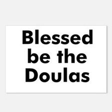 Blessed be the Doulas Postcards (Package of 8)