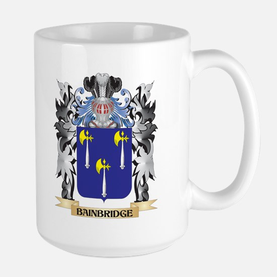 Bainbridge Coat of Arms - Family Crest Mugs