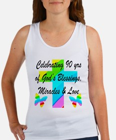 90 YR OLD BLESSING Women's Tank Top