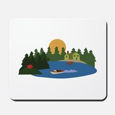 Lake House Mousepad