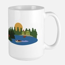 Lake House Mugs