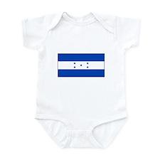 Honduran Flag Infant Bodysuit