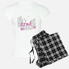 pink grad 2015 Pajamas