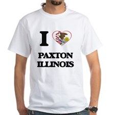 I love Paxton Illinois T-Shirt