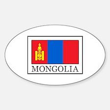 Mongolia Decal