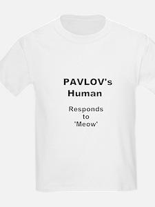 Pavlovs Human T-Shirt