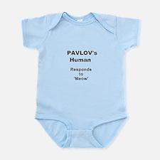 Pavlovs Human Infant Bodysuit