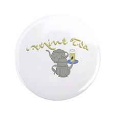 Mint Tea Button