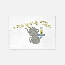Mint Tea 5'x7'Area Rug