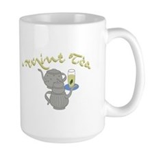 Mint Tea Mugs