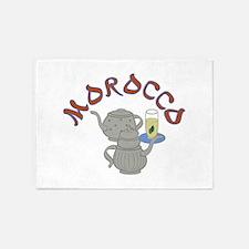 Morocco Tea 5'x7'Area Rug