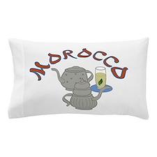 Morocco Tea Pillow Case