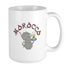 Morocco Tea Mugs