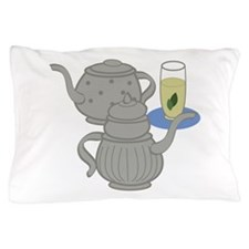 Moroccan Mint Tea Pillow Case