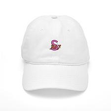 S Seal Baseball Baseball Cap