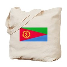 Eritrean Flag Tote Bag