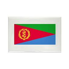 Eritrean Flag Rectangle Magnet