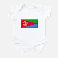 Eritrean Flag Infant Bodysuit