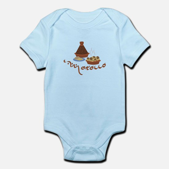 Tagine Morocco Body Suit