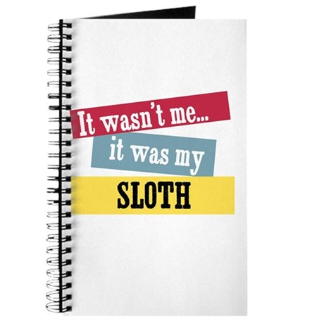 Sloth Journal