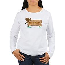 Skylar western T-Shirt