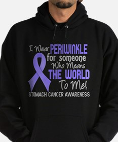 Stomach Cancer MeansWorldToMe2 Hoodie