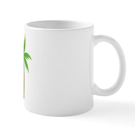 Bride Tropical Island Mug