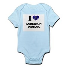 I love Anderson Indiana Body Suit