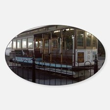 San Francisco Trolley Decal