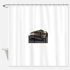 San Francisco Trolley Shower Curtain