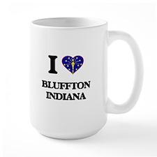 I love Bluffton Indiana Mugs