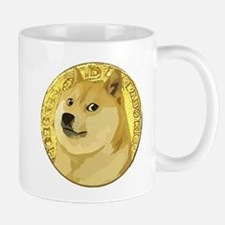 ANCIENT DOGE DOGECOIN COIN Mugs