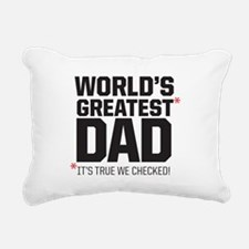 Wolrd's Greatest Dad, it's true we checked! Rectan